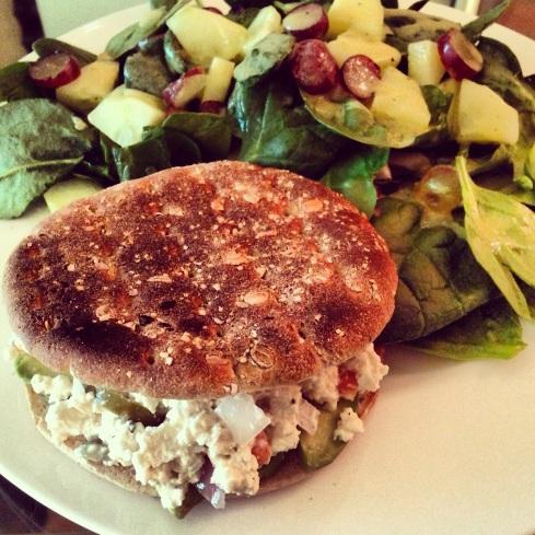 Instagram Sandwich